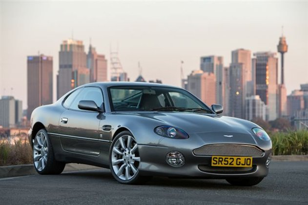 Aston Acquisitions Import Aston Martin Spare Parts